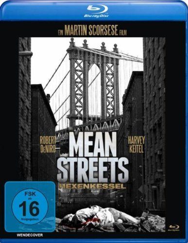 Mean Streets-Hexenkessel (Bl [Blu-ray] [Import allemand]