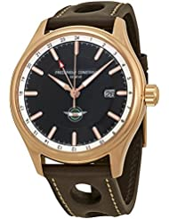 Frederique Constant FC-350CH5B4 Healey Gmt Mens Watch