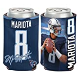 Marcus Mariota Tennessee Titans Can Cooler 12 Oz. NFL Koozie