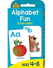 School Zone Alphabet Fun Flash Cards (new cover)