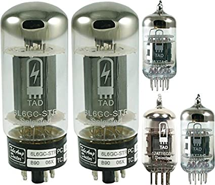 Amazon com: Tube Complement for Mesa/Boogie SOB 60 - early