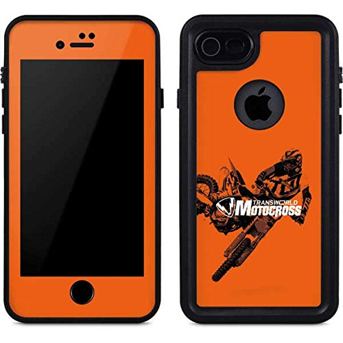 on sale 6dc9e 79003 Motocross iPhone 7 Case - TransWorld Motocross Magazine | Action Sports X  Skinit Waterproof Case