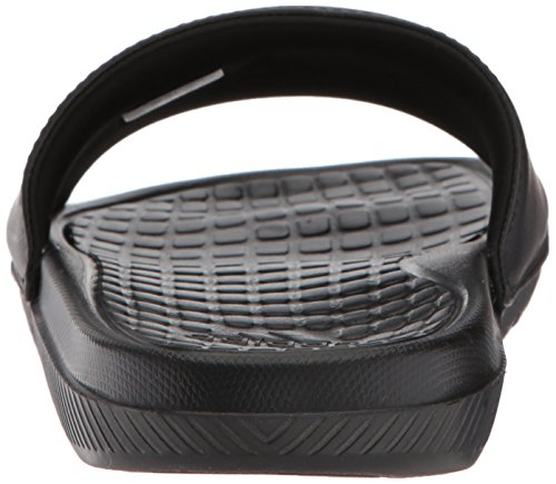 Black Men's White Slide Core Core Voloomix Black Sandal adidas 7dXSwq7