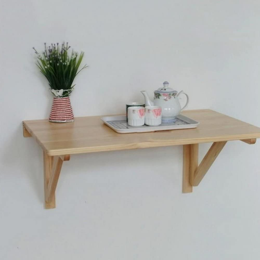 Tables MAZHONG Wall-mounted Laptop Optional Size Size : 70cm40cm
