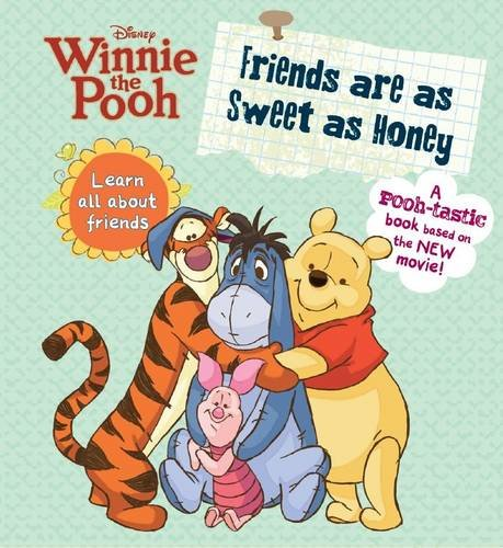 Download Winnie the Pooh - Friends Are as Sweet as Honey pdf epub