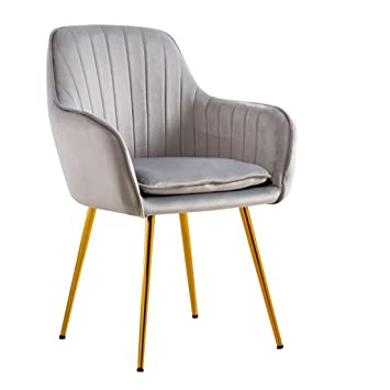 Chaise De Salle A Manger Moderne Avec Accoudoir Confortable