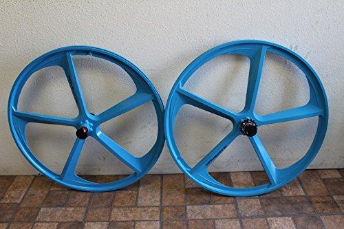 5 Spoke Rear Wheel - 4