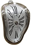 Comfort HomeTM Original Melting Clock - Silver