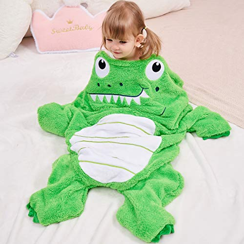 SINOGEM Alligator Blanket for