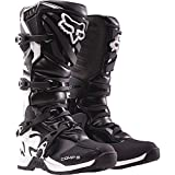 Fox Racing Comp 5 Men's Off-Road Motorcycle Boots - Black / Size 15