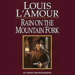 Rain on a Mountain Fork