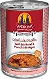 Weruva Classic Dog Food, Marbella Paella with Mackerel & Pumpkin in Aspic, 14oz Can (Pack of 12)