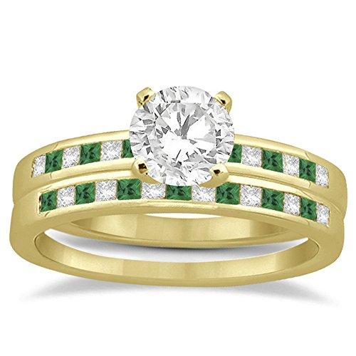0.54 Ct Emerald Cut Diamond - 5