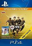 1050 FIFA 16 Ultimate Team Points [Zusatzinhalt][PS4 PSN Code - deutsches Konto]