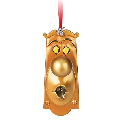 Amazon.com: Disney Doorknob Sketchbook Ornament - Alice in ...