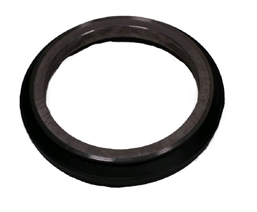 SKF 35076 HDDF1 Metal Face Oil Seal, 3-1/2'' Shaft Diameter, 4-61/64'' Bore Diameter, 3.62'' Seal Inside Diameter, 1.096'' Width by SKF