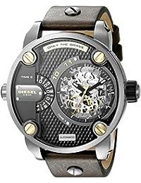 Diesel Men's DZ7364 The Daddies Series Japanese Automatic Brown Watch