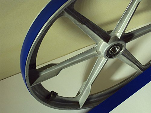 (BABILL) NEW! 113.244513 SET OF 3 BLUE MAX URETHANE BAND SAW TIRES FOR 10'' CRAFTSMAN 113.244513 BAND SAW by BABILL