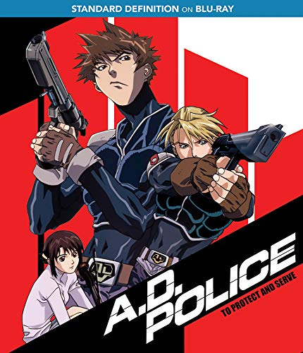 A.D. Police: To Protect and Serve [Blu-ray]