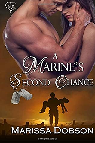 book cover of A Marine\'s Second Chance