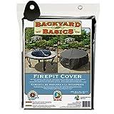 Backyard Basics 07211BB Fire Pit Cover