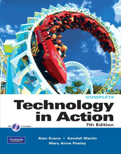 Fountain City Hall - Technology In Action, Complete Version (7th Edition)