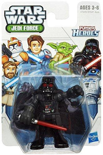 Playskool Star Wars Jedi Force Darth Vader Mini - Mini Game Figures Wars Star