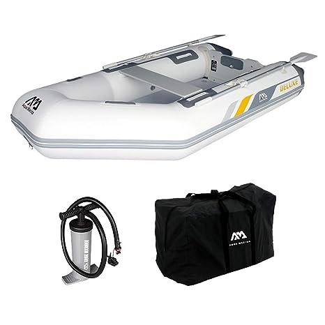 Aqua Marina Bt-88850Al Deluxe - Barco hinchable de velocidad (91 ...