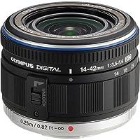 Olympus 261511 M.Zuiko Digital ED f3.5-5.6 II Zoom Lens (Black)