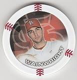 2014 Topps Poker Chipz Adam Wainwright St Louis Cardinals