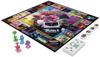 Monopoly Junior Trolls (Hasbro E7496105): Amazon.es: Juguetes y juegos
