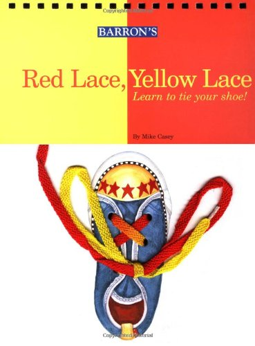 Red Lace, Yellow Lace (Book Lace)