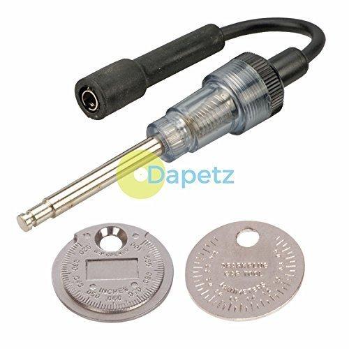 Dapetz ® Ignition Spark Plug Tester & Gap Gauge: