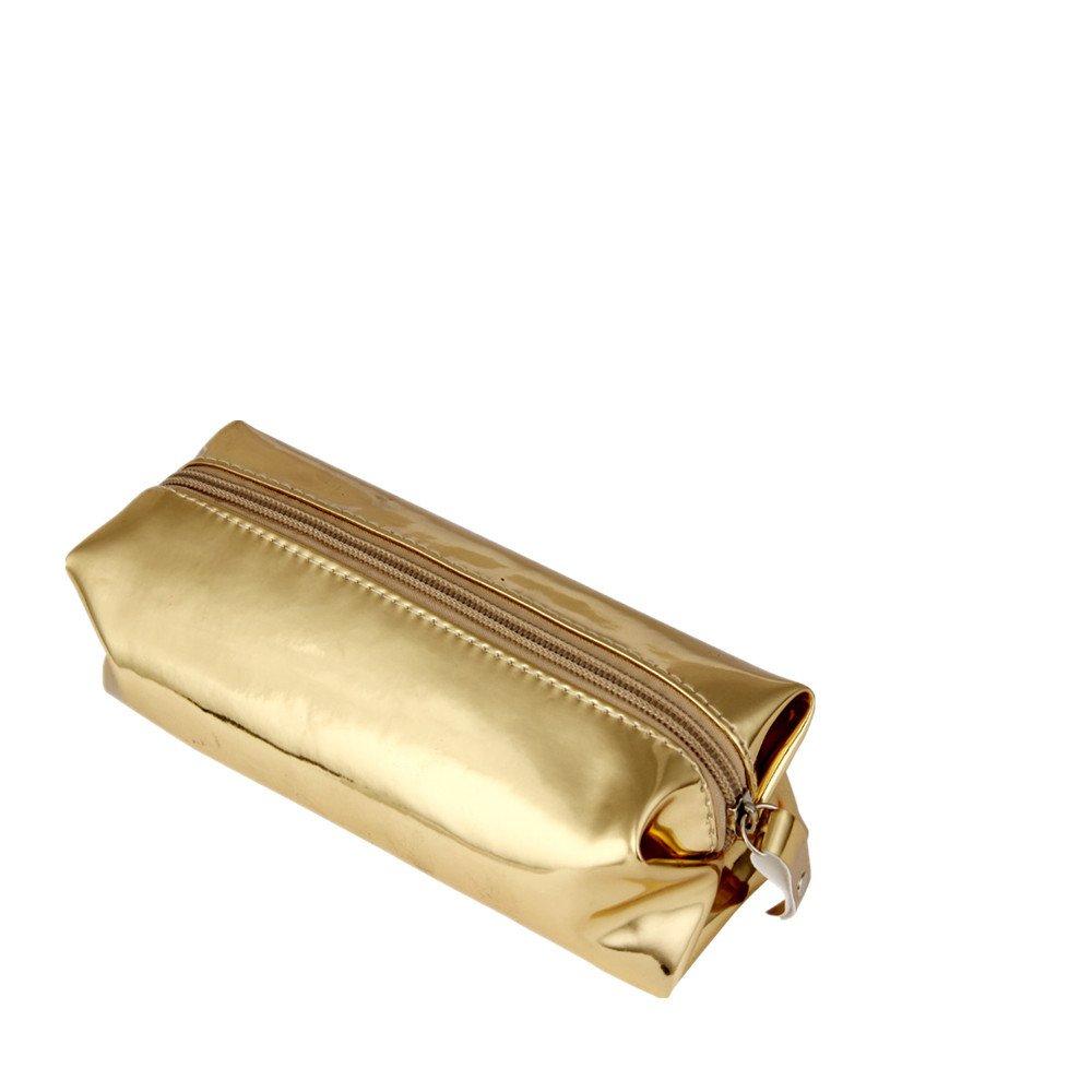 Ouneed® Swag Trousse Zippe Pochette Ecolier de Maquillage 16 * 11 * 6CM (Multi)