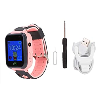 Mootea Kid Smartwatch Smart Children Watch Reloj Impermeable para ...