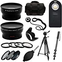Canon 7D Holiday Digital Photography Bundle