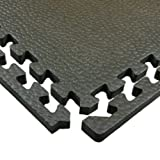Greatmats Portable Interlocking Puzzle Pebble Top