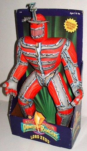 Mighty Morphin Power Rangers Lord Zedd Giant Plush 19 inch -