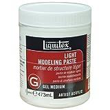 Liquitex Professional Light Modeling Paste Medium, 16-oz