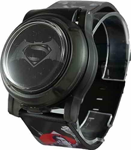 Batman v Superman Flashing Light up Watch with Pop-Up Face (BVS4014)