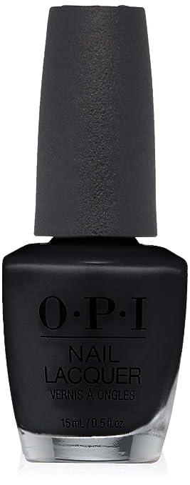 Amazon.com: OPI Nail Lacquer, Black Onyx, 0.5 fl. oz.: Luxury Beauty