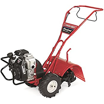 Beau Troy Bilt Pro Line CRT 10 Inch 160cc Honda GC160 Gas Powered Counter  Rotating Rear Tine Tiller