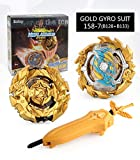 HVOPS Burst Evolution Starter Battling Top Toys Creative Gift Set with 4D Launcher Stater(2 in 1)
