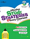 Effective Study Strategies for Every Classroom Grades 7-12, Jeanne R. Mach and Rebecca Lash-Rabick, 1889332941