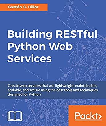 writing restful web services in python