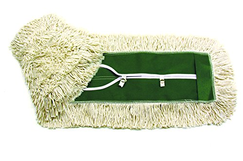 O'Cedar Commercial 96060 MaxiDust Cut-End Mop, 60'' x 5'' (Pack of 12) by O-Cedar Commercial