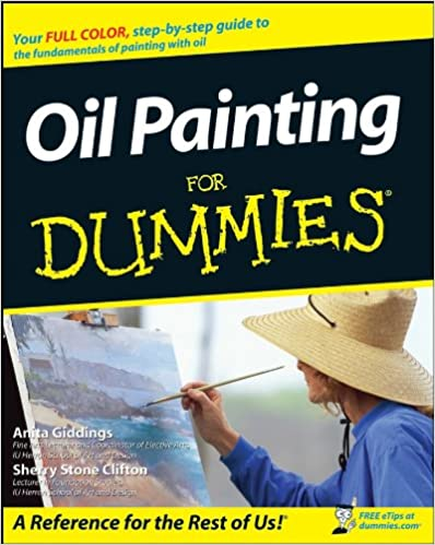 Amazon oil painting for dummies ebook anita marie giddings oil painting for dummies 1st edition kindle edition fandeluxe PDF