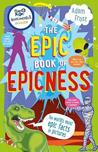 book cover of The Epic Book of Epicness