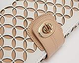 WOLF Chloé Jewelry Roll, One Size, Cream