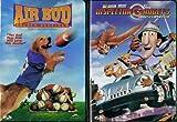 Air Bud - Golden Receiver & Inspector Gadget's Biggest Caper Ever - 2 Seperate DVDs in Set
